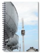 S.s. Badger Lifeboats Spiral Notebook