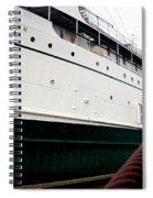 S.s. Keewatin Spiral Notebook