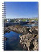 St Abbs Scotland Spiral Notebook