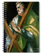 St Andrew Spiral Notebook