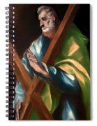 St Andrew Spiral Notebook
