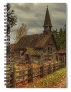 St Anne's Spiral Notebook