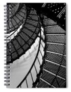 St. Augustine Lighthouse Steps Spiral Notebook
