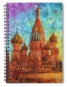 St Basil Spiral Notebook