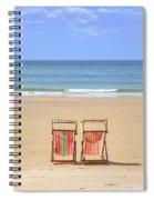 St Brelade's Bay - Jersey Spiral Notebook