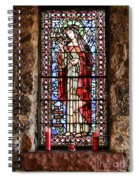 St. Catherine Of Siena Spiral Notebook