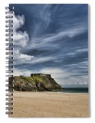 St Catherines Island 3 Spiral Notebook