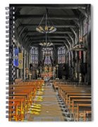 St. Catherine's Of Honfleur Spiral Notebook