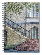 St. Charles Ave Baptist Church New Orleans Spiral Notebook