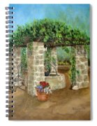 St. Clement's Castle Spiral Notebook