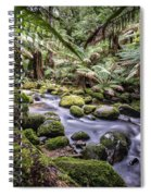 St Columba Falls Spiral Notebook
