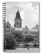 St. Edward's University Old Main I I Spiral Notebook