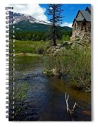 Church On The Rock Spiral Notebook