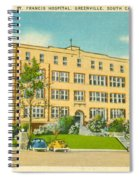 St. Francis Hospital Spiral Notebook