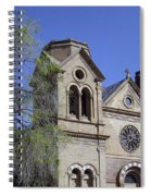 St. Francis Of Assisi Church Spiral Notebook