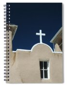 St. Francis Taos Spiral Notebook