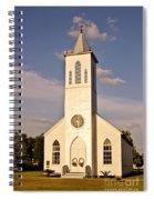 St. Gabriel The Archangel Catholic Church Spiral Notebook