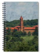 St. Gabriel's From Valley Forge Spiral Notebook