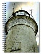 St. George Island Lighthouse 2 Spiral Notebook