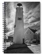 St. George Island Lighthouse Spiral Notebook