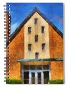 St Gerard's Catholic Church Spiral Notebook