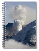 St Helens Rumble Spiral Notebook