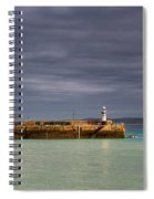 St Ives In Cornwall Spiral Notebook