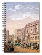 St James Palace And Conservative Club Spiral Notebook