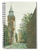 St Johns Church Wapping From Scandrett Street Spiral Notebook