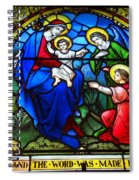 St Johns Church Wash Dc . Spiral Notebook