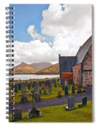 St  Johns Episcopal Ballachulish Spiral Notebook
