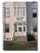 St. Joseph's Hospital Fairbanks Alaska The Chena River 1969 Spiral Notebook