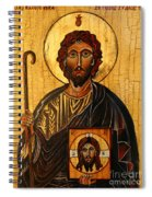 St. Jude The Apostle Spiral Notebook