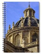 St Justo And Pastor Church Spiral Notebook