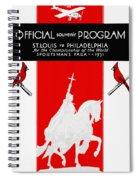 St. Louis Cardinals 1931 World Series Program Spiral Notebook