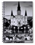 St. Louis Cathedral New Orleans Spiral Notebook