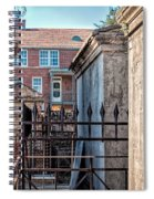 St Louis One And Iberville Spiral Notebook