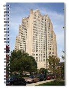 St. Louis Skyscraper Spiral Notebook