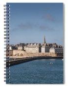 St Malo Spiral Notebook