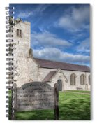 St Marcella's Church Spiral Notebook
