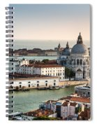 St Maria Of Salute Spiral Notebook