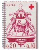 St Martin - Brotherhood Of Stick Spiral Notebook