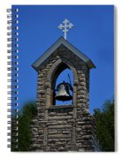 St Mary Magdalene Church Fayetteville Tennessee Spiral Notebook
