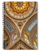 St. Mary Of The Angels Splendor Spiral Notebook