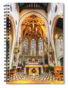 St Mary's Catholic Church - The Altar Spiral Notebook