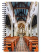 St Mary's Catholic Church - The Nave Spiral Notebook