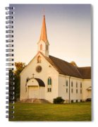 St. Mary's Chapel Spiral Notebook