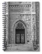 St. Mary's Church - Port Washington 4  Spiral Notebook