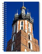 St. Mary's Church Tower Spiral Notebook