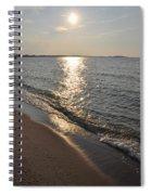 St Marys County Sunrise Spiral Notebook